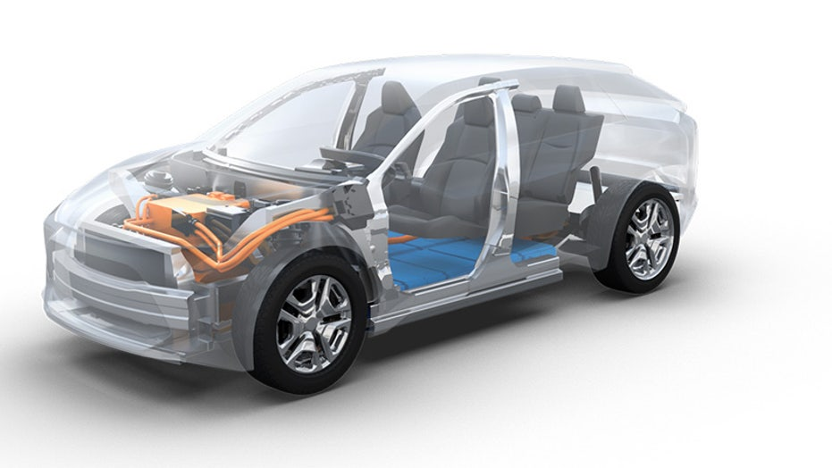 Toyota says hybrids can be as green as electrics – here's how