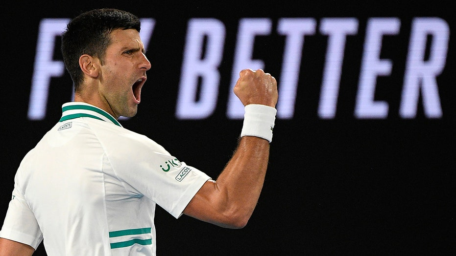 Novak Djokovic responds to Rafal Nadal's remark that he is 'obsessed' with records: 'What I feel is passion'
