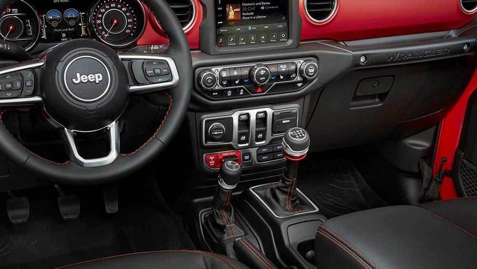Stick-shift Jeep Wrangler, Gladiator models recalled for fire risk