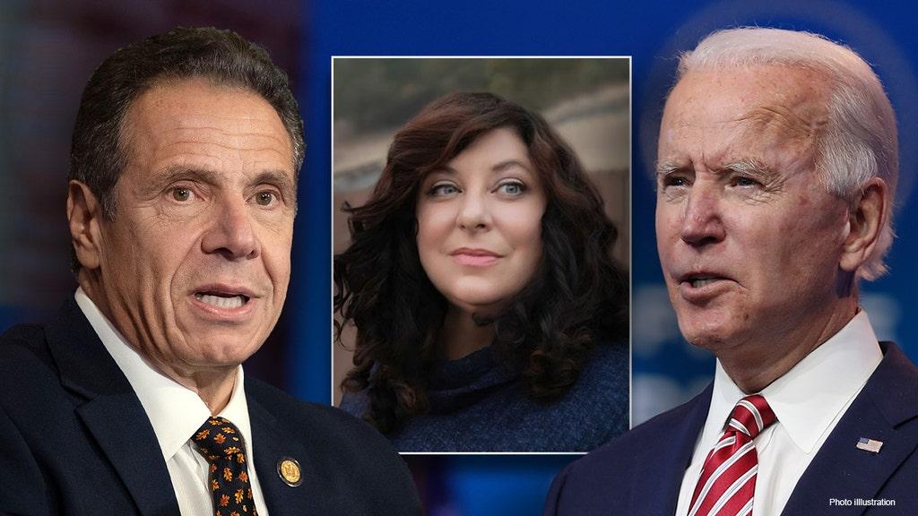 Biden accuser Tara Reade calls for 'real investigation' into Biden after Cuomo fall