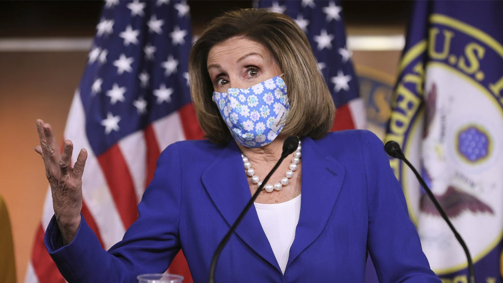 Pelosi extends remote voting amid pushback, new CDC rules