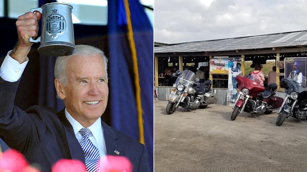 Illegals reportedly hiding in Texas bar as Biden denies spiraling migrant crisis