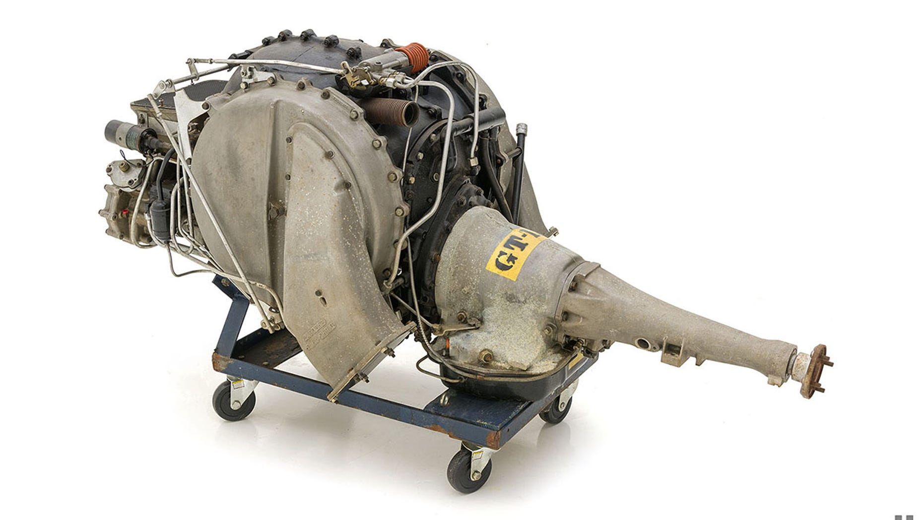 1963 Chysler Turbine engine