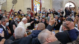 Where ISIS ruled, Pope Francis calls on Christians to forgive, rebuild