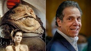 Cuomo accuser Lindsey Boylan's Jabba the Hutt comparison stuns social media