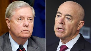 Lindsey Graham takes aim at Mayorkas: 'Change course or change jobs'