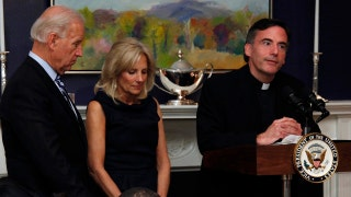 Biden's inauguration priest on leave as college president as allegations swirl