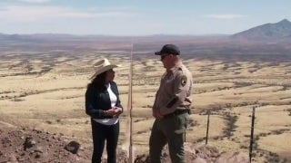 Arizona county sheriff says it seems Southwest border isn't 'part of America anymore'