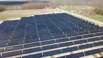 Deep-red rural Ohio's solar energy boom divides farming communities
