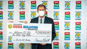 $1.05B Mega Millions jackpot winners announced from January drawing