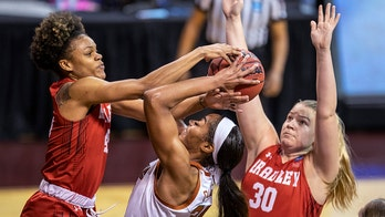 Collier paces Texas women in win over NCAA 1st-timer Bradley