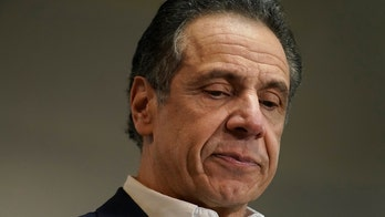 Cuomo's fireworks celebrated him, not NYers beating COVID: GOP chief