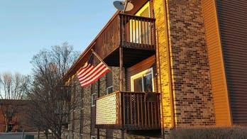 North Dakota man says condo association threatens $200 daily fines over American flag 'noise'