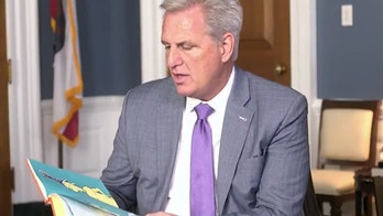 Rep. Kevin McCarthy posts video reading Dr. Seuss book after 6 other titles canceled over 'racist' imagery
