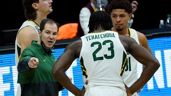 Baylor finds its touch, rolls to 79-55 victory over Hartford
