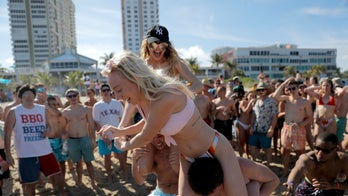 California university offers to pay would-be spring breakers $75 not to travel