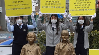 Harvard professor ignites uproar over 'comfort women' claims