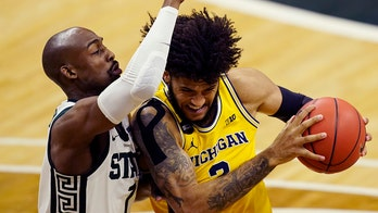 Michigan State beats No. 2 Michigan 70-64, boosts NCAA hopes