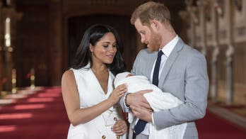 Prince Harry, Meghan Markle's son Archie could choose to become a prince at age 18, author claims
