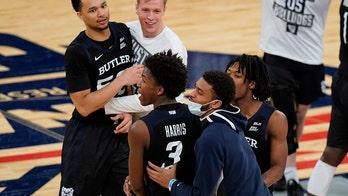 Harris sinks game-winning FTs, Butler ousts Xavier in OT