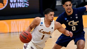 No. 8 seed Loyola holds off No. 9 seed Georgia Tech, 71-60