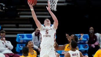 Florida State cold from deep, outlasts UNCG in NCAA tourney