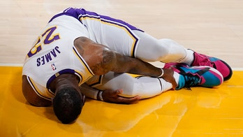 LeBron James out indefinitely after injury, vows to return 'like I never left'
