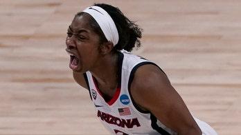 Arizona rolls past Stony Brook in women's NCAAs, 79-44