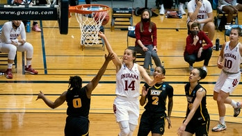 Indiana women hold VCU to 32 points in 1st round of NCAAs