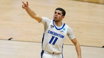 Zegarowski, Creighton beat Ohio 72-58 to reach NCAA Sweet 16