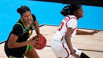 Oregon women top Georgia 57-50, return to Sweet 16 as 6 seed