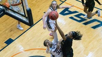 Sweet 16 again for Missouri St. women, 64-39 over Wright St.