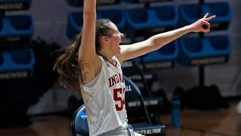 Defense dominates, Hoosiers beat Belmont in women's NCAAs