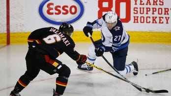 Stastny has goal, assist to help Jets hold off Flames, 3-2
