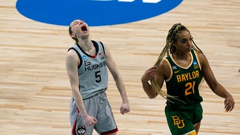 Bueckers, McDonald propel UConn and Arizona to Final Four