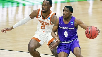 Abilene Christian beats Texas on late free throws for first NCAA Division I Tournament win in school history