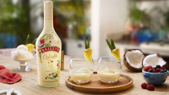 Baileys debuts limited-edition piña colada liqueur