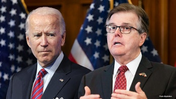 Texas Lt. Gov slams Biden's 'Neanderthal thinking' comment on lifting COVID restrictions