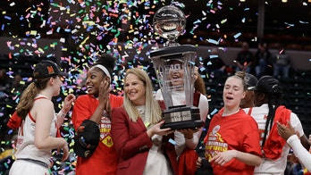 Maryland's Brenda Frese is the AP women's coach of the year