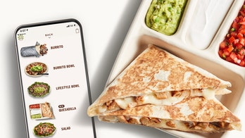 Chipotle's new quesadillas are reserved for online orders only