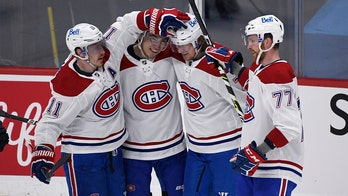 Toffoli scores twice for Canadiens in 4-2 win over Jets