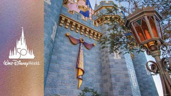 Disney World's Cinderella Castle makeover continues ahead of its 50th anniversary
