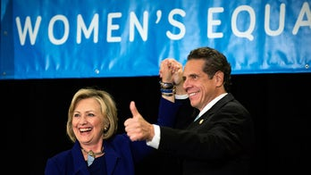 Hillary Clinton, who says New Yorkers deserve 'answers' to Cuomo allegations, once headlined 'Women for Cuomo'
