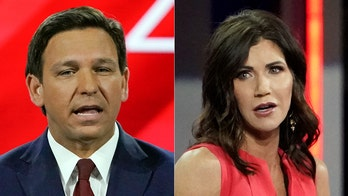 David Bossie: COVID coverage – here's what media ignores about Noem, DeSantis while touting Cuomo, Newsom