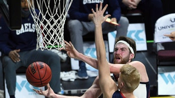 No. 1 Gonzaga blows out Saint Mary's 78-55 in WCC semifinals