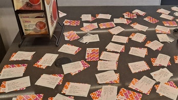 Dunkin' customer in Ohio buys $4G in gift cards, uses them to buy food, coffee for every subsequent patron