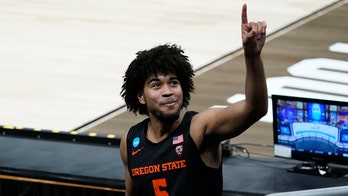 Picked last, Oregon State now Elite after beating Loyola