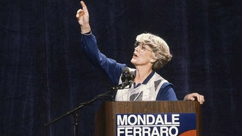 Mondale remembered by Geraldine Ferraro's daughter