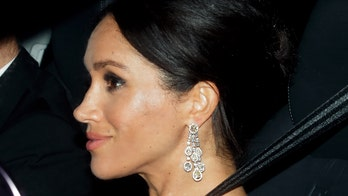 Meghan Markle accused of wearing Saudi leader's 'blood money' earrings after Khashoggi death