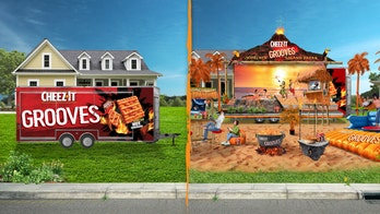 Cheez-It offering 'Spring Break-In-A-Box' experience with hot tub, DJ